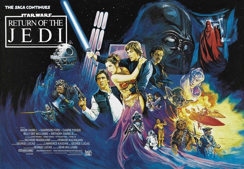 Star Wars: Episode VI - Return of the Jedi (1983