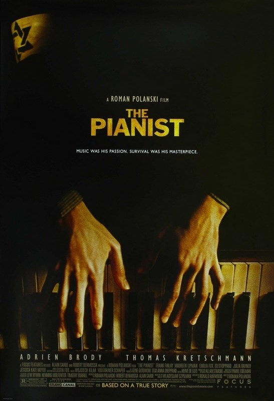 an analysis of the pianist in roman polanski Roman polanski's latest film, the pianist, is a moving evocation of the nazi holocaust, depicted through the experience of a single survivor of the warsaw ghetto.