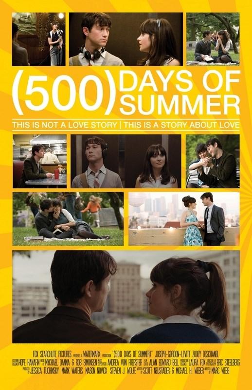 500 days of summer mise en