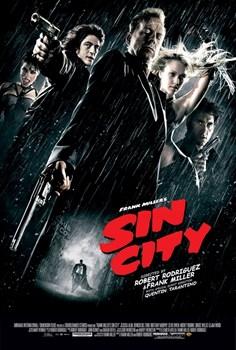 Город грехов (Sin City), Фрэнк Миллер, Роберт Родригес, Квентин Тарантино - фото 4245