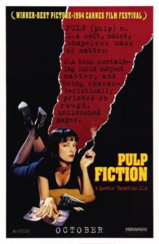 Криминальное чтиво (Pulp Fiction), Квентин Тарантино - фото 4247