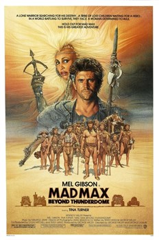 Безумный Макс 3: Под куполом грома (Mad Max Beyond Thunderdome), Джордж Миллер, Джордж Огилве - фото 4253