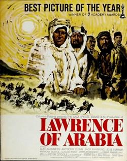 Лоуренс Аравийский (Lawrence of Arabia), Дэвид Лин - фото 4329