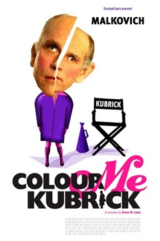 Быть Стэнли Кубриком (Colour Me Kubrick A True...ish Story), Брайан В. Кук - фото 4338