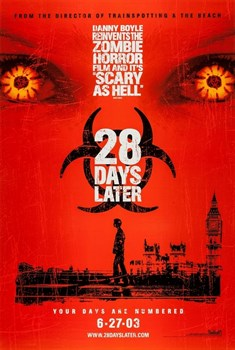 28 дней спустя (28 Days Later...), Дэнни Бойл - фото 4907