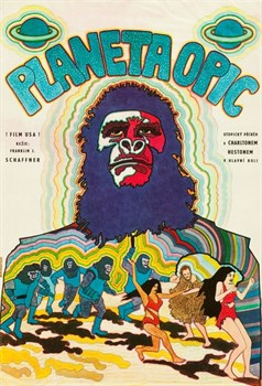 Планета обезьян (Planet of the Apes), Франклин Дж.Шаффнер - фото 5581