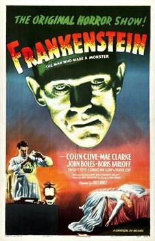 Франкенштейн (Frankenstein), Джеймс Уэйл - фото 5695