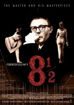 8 с половиной (8?), Федерико Феллини - фото 7276