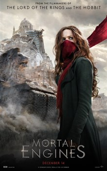 Хроники хищных городов (Mortal Engines), Кристиан Риверс - фото 9539