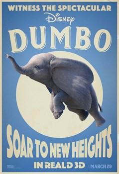 Дамбо (Dumbo), Тим Бертон - фото 9572