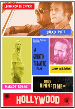 Однажды в… Голливуде (Once Upon a Time ... in Hollywood) Квентин Тарантино - фото 9634