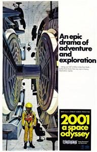 2001 год: Космическая одиссея (2001 A Space Odyssey), Стэнли Кубрик