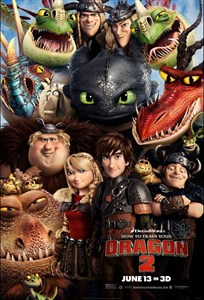 Как приручить дракона 2 (How to Train Your Dragon 2), Дин ДеБлуа