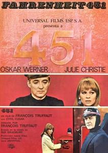 451? по Фаренгейту (Fahrenheit 451), Франсуа Трюффо