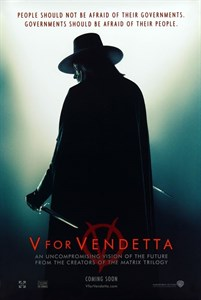 «V» значит Вендетта (V for Vendetta), Джеймс МакТиг
