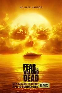 Бойтесь ходячих мертвецов (Fear the Walking Dead), Адам Дэвидсон, Кари Скогланд, Стефан Шварц