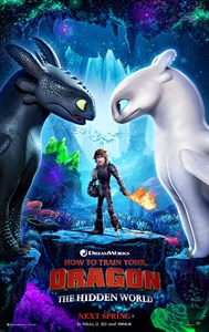 Как приручить дракона 3 (How to Train Your Dragon 3), Дин ДеБлуа