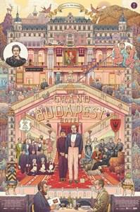Отель «Гранд Будапешт» (The Grand Budapest Hotel), Уэс Андерсон